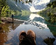 Fishing in serenity