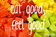 Eat good, feel good