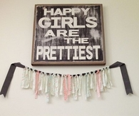 Happy girls room
