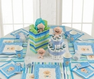 Baby Boy Party Theme