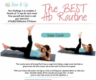 The Best Ab Routine