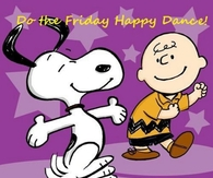 Friday Happy Dance