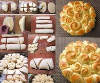 DIY Happy Bread
