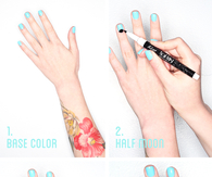 DIY Polka Dot Nail Tutorials