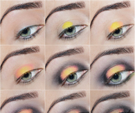 Summer Eye Makeup