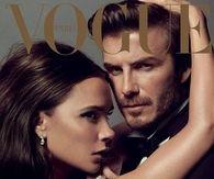 Victoria & David Beckham Cover Vogue Paris