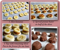 Chocolate Covered Banana Recipe