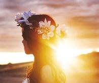Sun beauty