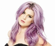 Kelly Osbourne & Her Beautiful Lavender Hair