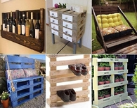 6 Ways to use a Pallet