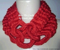DIY Crochet Collars
