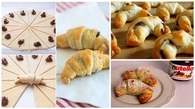 Delicious Nutella Croissants in 5 Easy Steps
