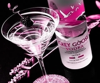 Pink Gray Goose Vodka