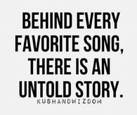 Behind Every Favorite Song