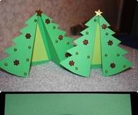 DIY Tree Style Card