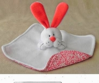 DIY Adorable Fabric Bunny