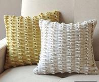 DIY Decorative Pillow from Felt