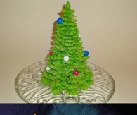 DIY Dough Christmas Tree