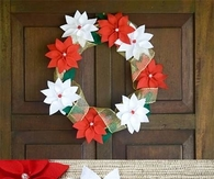 DIY Christmas Wreath Decor