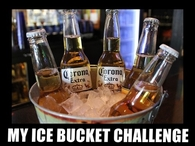 My ice bucket challenge