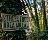 Stress free ahead