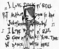 I Love Rock N Roll Lyrics