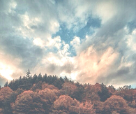 Autumn clouds