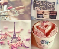 Girly collage
