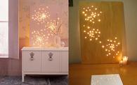 DIY Light bright installation