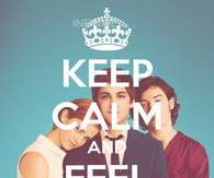 Keep calm and feel infinite