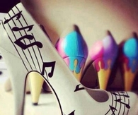 Music Note Pumps