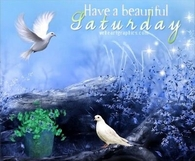 Have a beautiful saturday