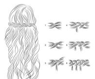 5 Braided Hairstyles Tutorial