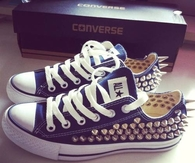 Converse spikes