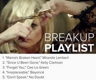 Best Breakup Playlist