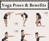 Yoga Poses and Benefits