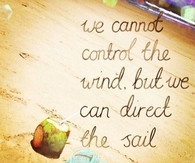 We Cannot Control the Wind