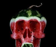Watermelon Skulls