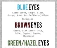 Eye Color Make up