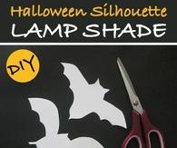 DIY Halloween Lampshade