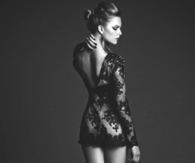 Sexy Black Lace Lingerie