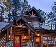 Huge country cabin