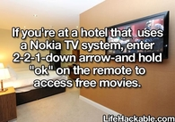 Nokia Tv Hack