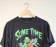 Slime time Ghostbusters T Shirt