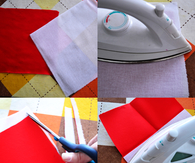 Origami Heart Pocket Square Tutorial