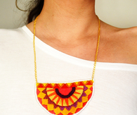 How to Make a Aztec Necklace