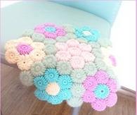 DIY Flower Rug