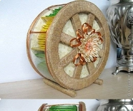 DIY Tea Wheel