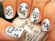 Cute Back to School Nails