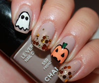 Halloween Nails
